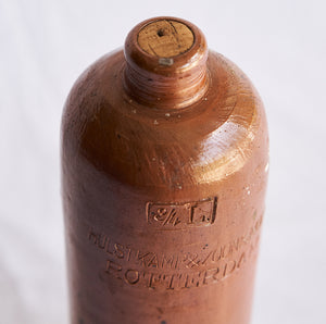 Antique Gin Bottle