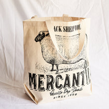 Load image into Gallery viewer, Sheep Mercantile Tote Bag