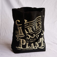 Load image into Gallery viewer, Black Harvest Tote Bag