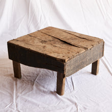 Load image into Gallery viewer, Antique Step Stool