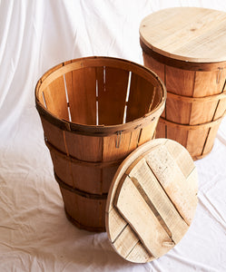Antique Orchard Baskets
