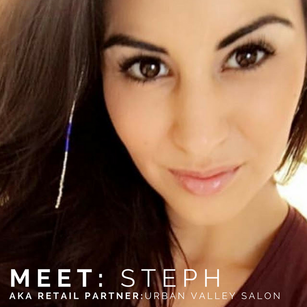 MEET: Stephanie Clough | Urban Valley Salon