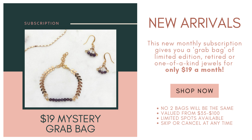 New Arrivals - $19 Mystery Bag - Subscription