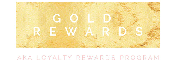 AKA Gold Rewards - Jewelry Loyalty Rewards Program