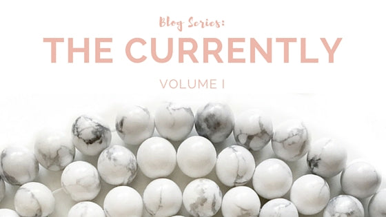 AKA Blog Series The Currently Volume 1