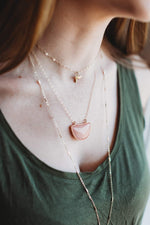 The Arc Necklace - Alexandra Kathlyn Accessories
