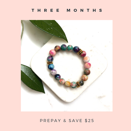 3 MONTH GEMBOX - Alexandra Kathlyn Accessories