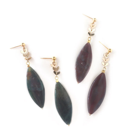 Arcadia Twist Earrings