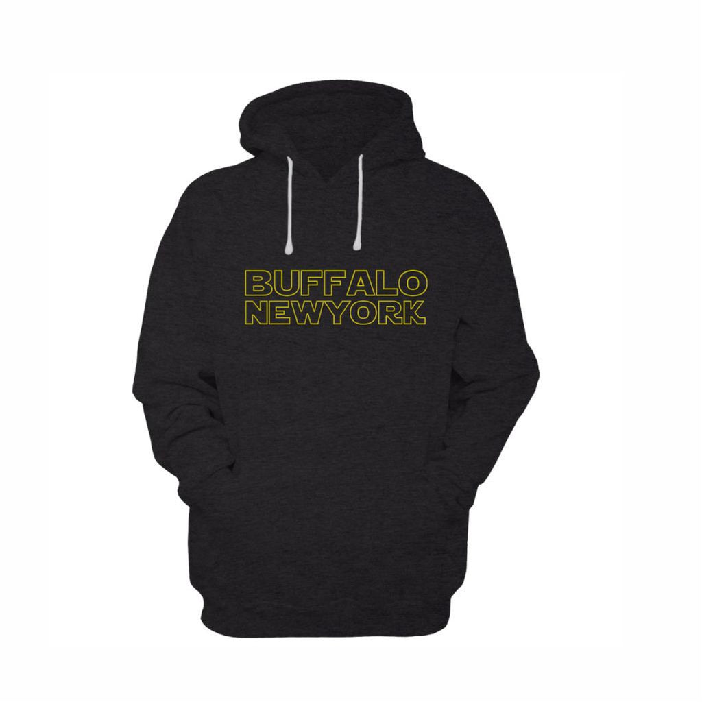 Buffalo New York JEDI hoodie - ONLY 52 WILL BE SOLD
