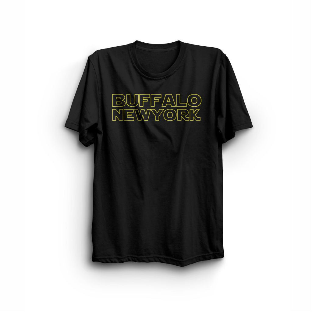 Buffalo New York JEDI *YOUTH* shirt - ONLY 52 WILL BE SOLD