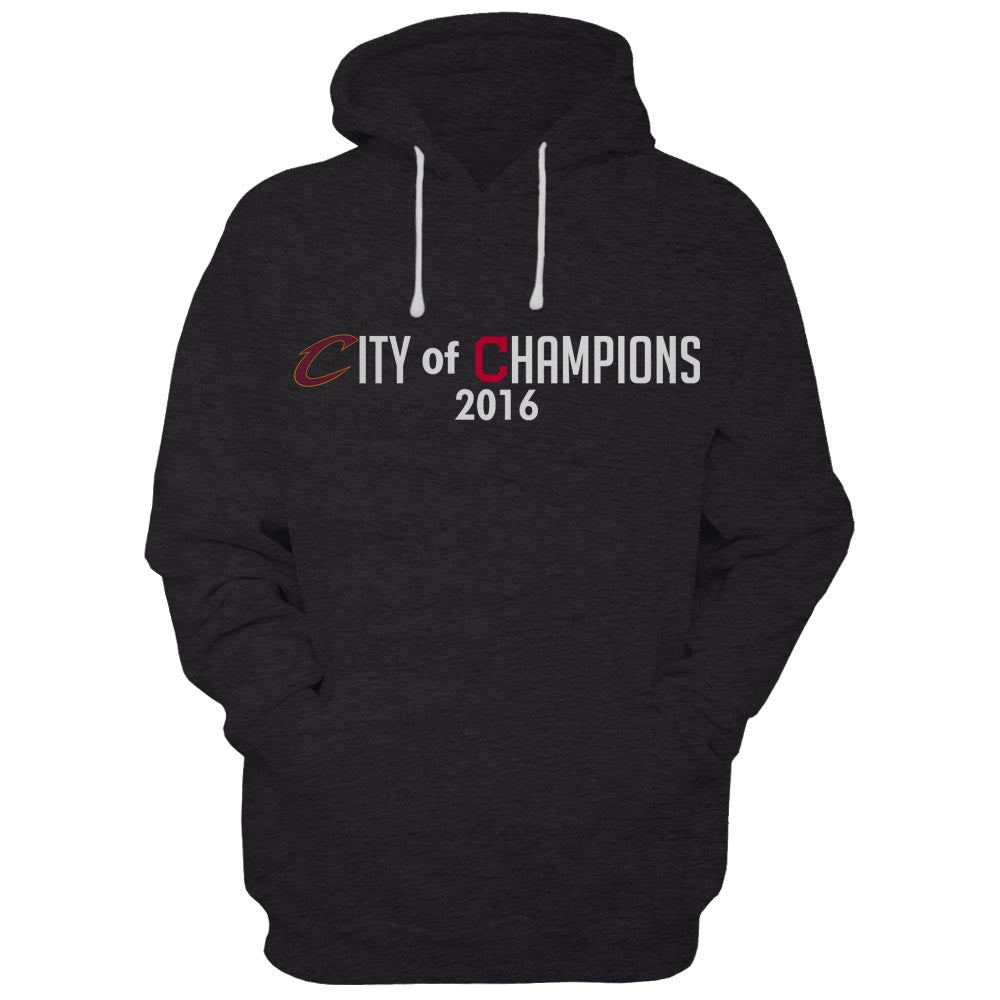 Copy of City of Champions Hoodie