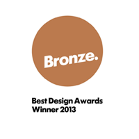 Backpod Bronze Best Design Award Winner