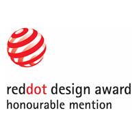 Backpod RedDot Design Award - Honourable Mention