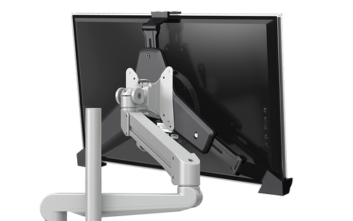 Non-VESA Monitor Conversion Bracket, BLACK Finish