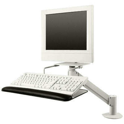 "Innovative 9140 Flexible Data Entry Monitor Arm - 17.5"" Reach"