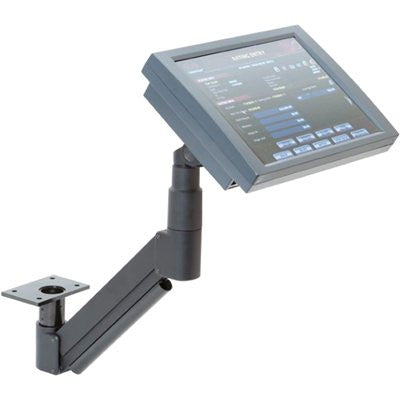 Innovative 7020 Long Reach Under Cabinet/Table Monitor Mount Arm