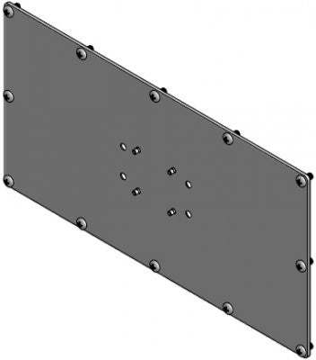 Innovative 7VESA2x4 VESA Adapter Plate 200x400 mm