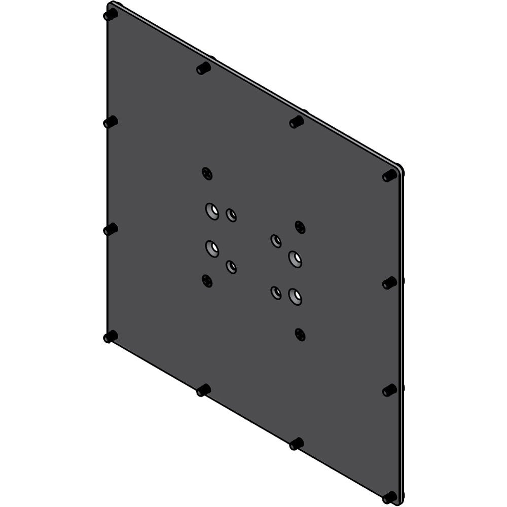 Innovative 7VESA3X3 VESA Adapter Plate Kit 300mm x 300mm