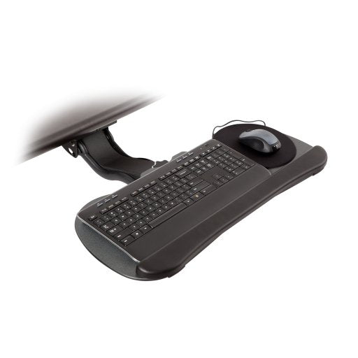 "Innovative 8491-8495 Extended Reach Keyboard Arm, 27"" Keyboard Tray"