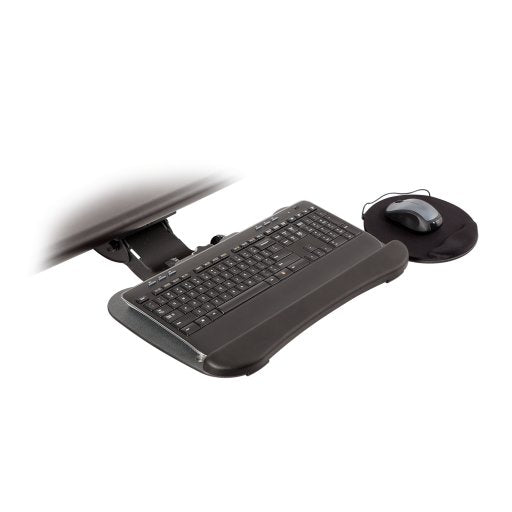 "Innovative 8492-8494 Compact Keyboard Arm with 19"" Keyboard Tray"