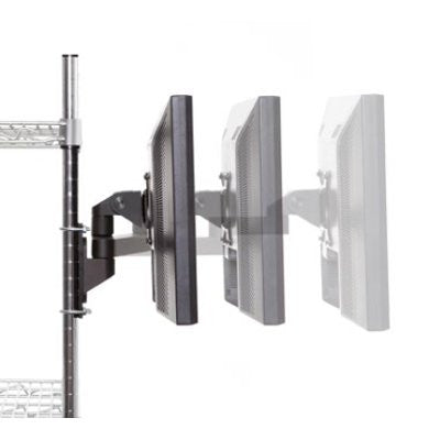 Innovative 9110-8460 Wire Shelving Monitor Mount