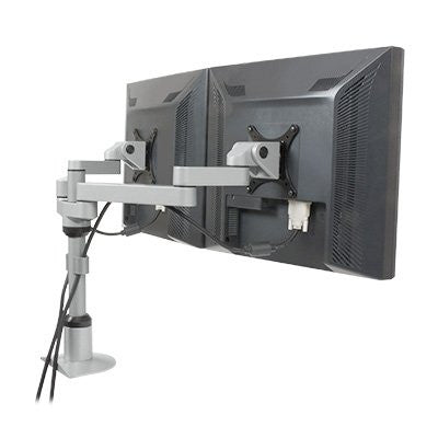 Innovative 9124-S-14 EURO Series Side-by-Side Dual Monitor Mount