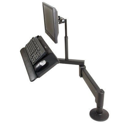 "Innovative 9139 Heavy-duty Data Entry Monitor Arm - 31"" Reach"