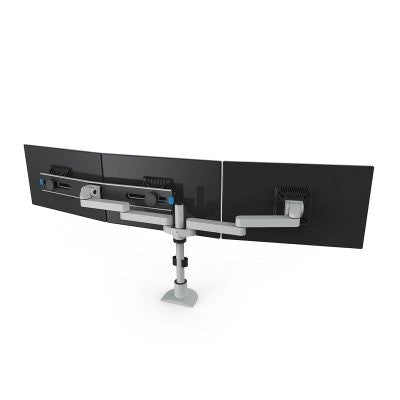 "Innovative 9163-SWITCH-S-14 Triple LCD Monitor Arm with 14"" Pole"