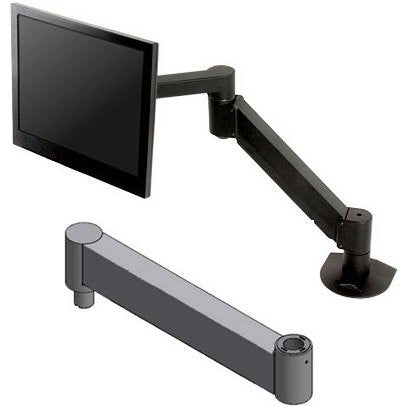 "Innovative EDM-45-18-44 Monitor Arm with 18"" Extension"