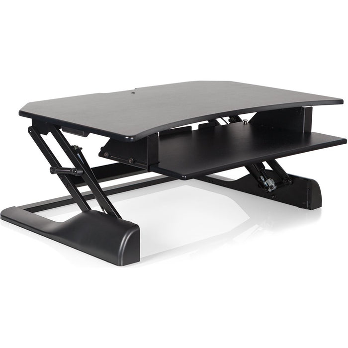 Innovative WNST-DESKCR-36 Winston Desk Corner 36  Sit-Stand Workstation