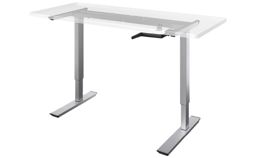 Esiergo - Crank Table Bases Tables QCRANK-24L-SLV