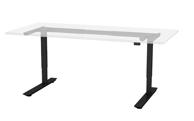 Esiergo - Electric Table Bases Tables 2T-C28-24-___