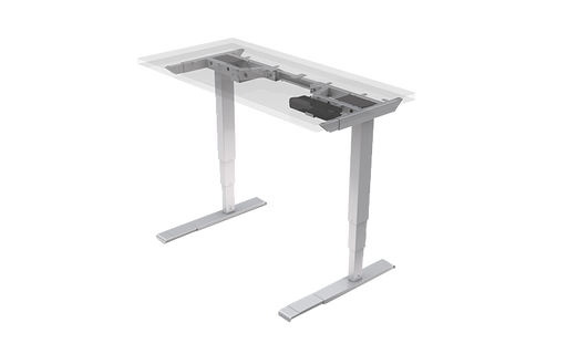 Esiergo - Electric Table Bases Tables FLEX2-SLV