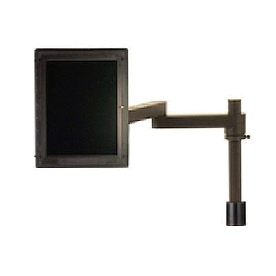 "Innovative 9130-S-30 Long Reach Flat Panel LCD Mount (30"" Pole)"