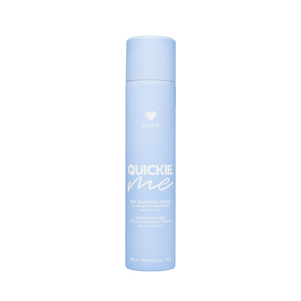 DESIGN.ME Quickie.ME • Dry Shampoo for Dark Tones - Beaut