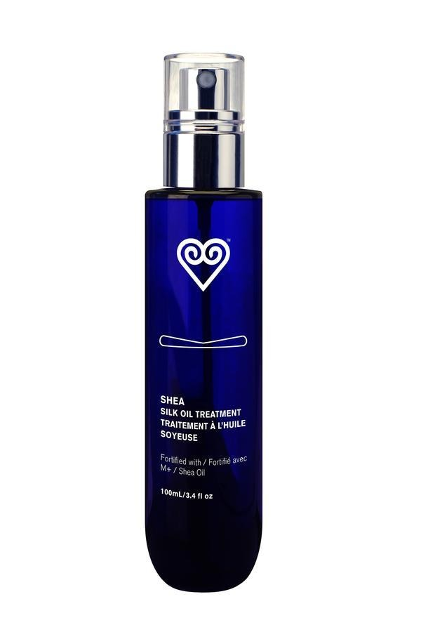 Brand With A Heart Shea Silk Oil Treatment - Beaut