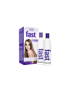 NISIM FAST Grow your hair Duo Pack Shampoo and Conditioner - Beaut