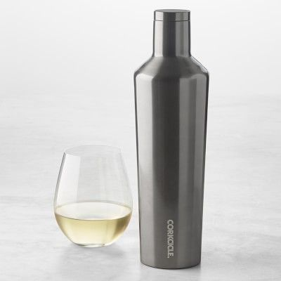 Corkcicle 24oz Tumbler - Concrete