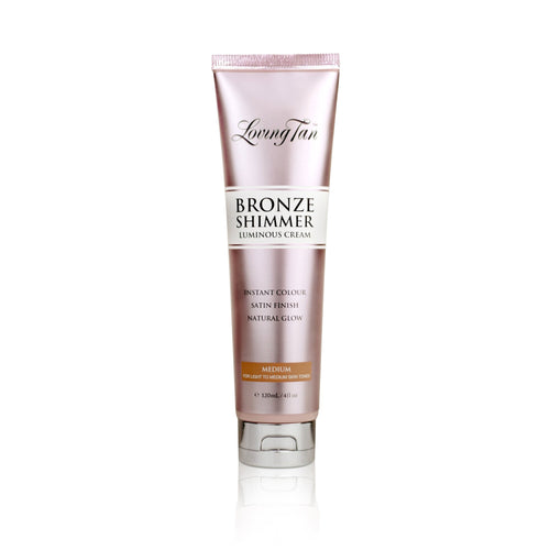 Bronze Shimmer Luminous Cream Medium