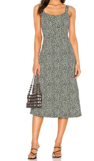 Let's Be Friends Midi Dress