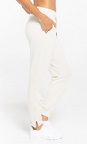 Cypress Loop Terry Jogger in Bone