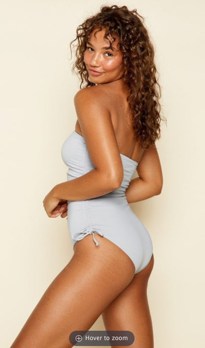 Jubilee One Piece in Grey