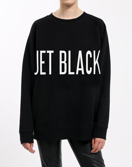 "The ""COFFEE NOW PLEASE"" Crew Neck Sweatshirt 