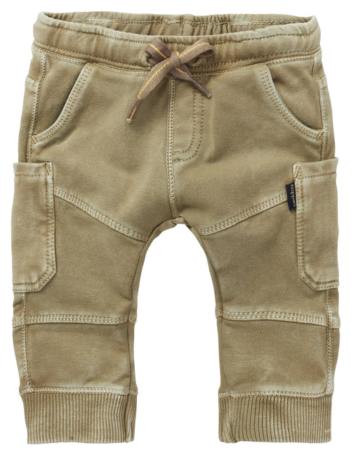 Trenton Trousers in Olive