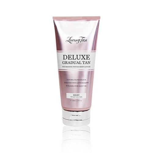Deluxe Gradual Tan Light