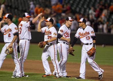Baltimore Orioles' win ends 19-game losing streak against New York Yankees