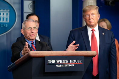 Trump's Administration attempts to discredit Dr. Fauci