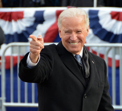 100 days out, Biden is a clear favorite in the Trump battleground states