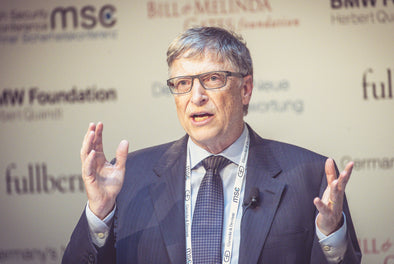 Coronavirus: Bill Gates offered up a fact check to Trump's false claims