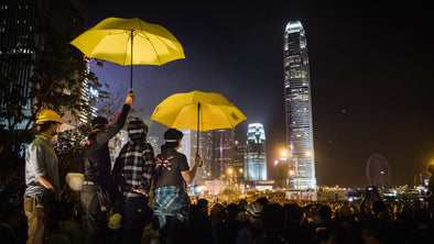 Hongkongers refused to bow down to China